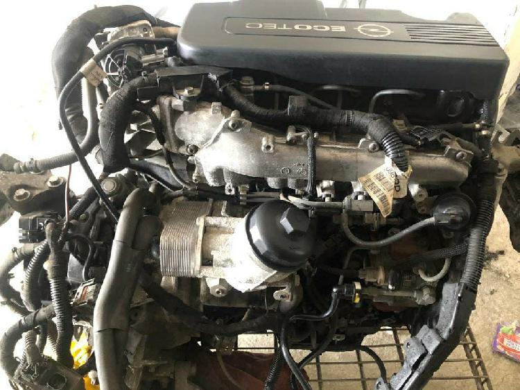 Motor opel astra j 1.7cdti