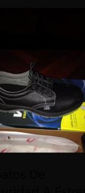 2 pares zapatos de seguridad n41
