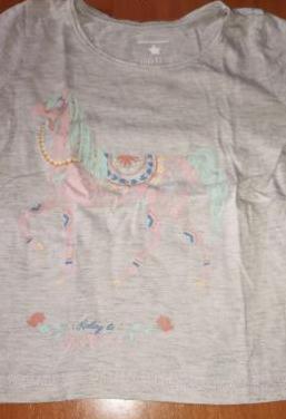 Camiseta manga corta 2/3 años