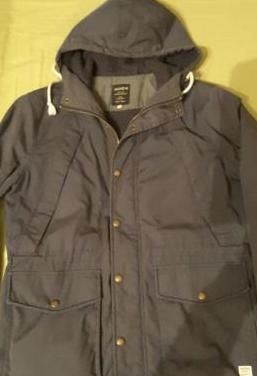 Chaqueta abrigo jack jones vintage