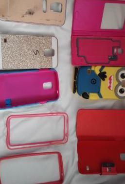 Fundas y carcasas móvil s5