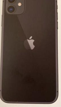 Iphone 11 black 256gbd