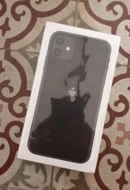 Iphone 11 precintado 256 gb
