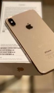 Iphone xs max 64gb