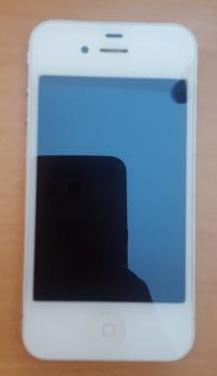 Iphone 4s (blanco)
