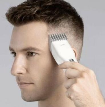 Maquina para corta pelo y barba cargarble
