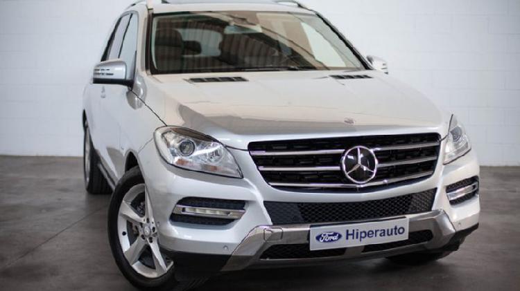 Mercedes-benz clase m ml 250bluetec 4m 7g plus