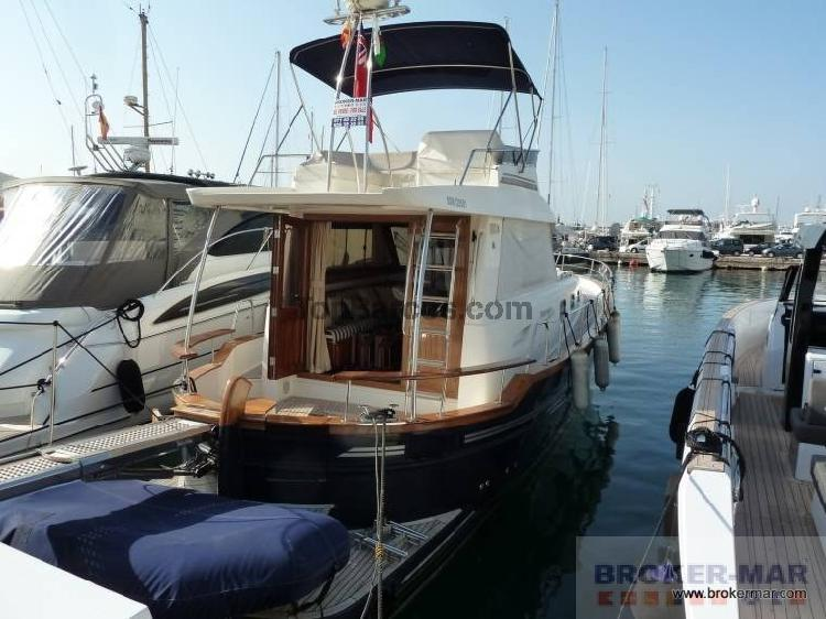 Menorquin yachts c145