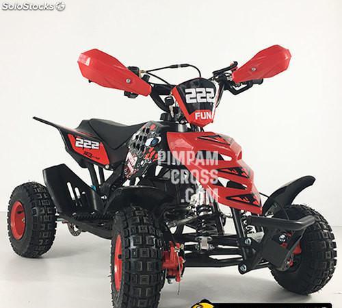 Mini quad kxd junior 49cc