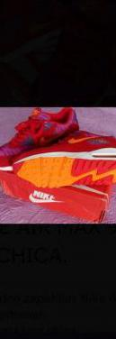 Nike air max 90 de chica.