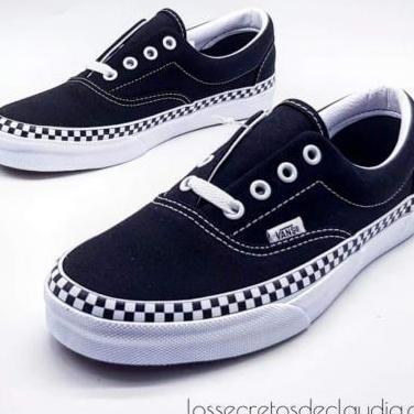 Nuevas zapatillas vans old skool authentic negras