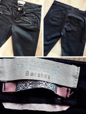 Pantalón chica t.34/xs bershka