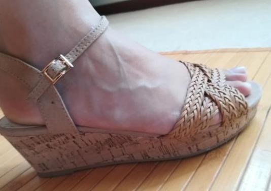 Preciosos zapatos de sfera n 37
