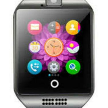 Smartwatch q18 negro.
