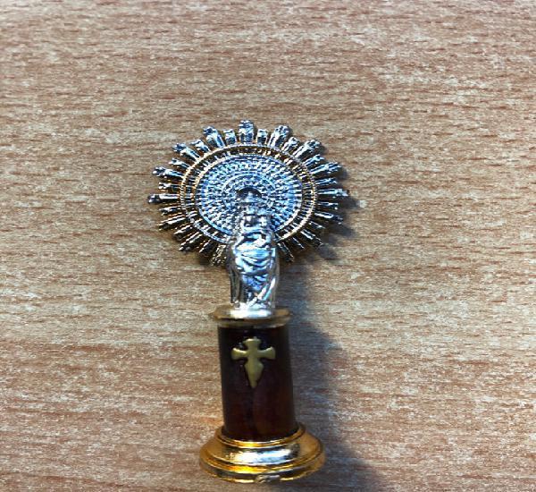 Virgen del pilar. ver descripción