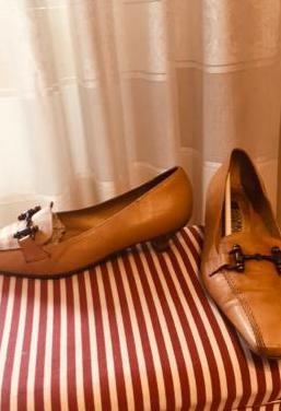 Zapatos de piel número 39