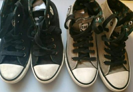 Zapatillas mustang originales
