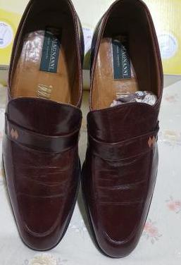 Zapatos magnanni piel. caballero talla 41. nuevos.