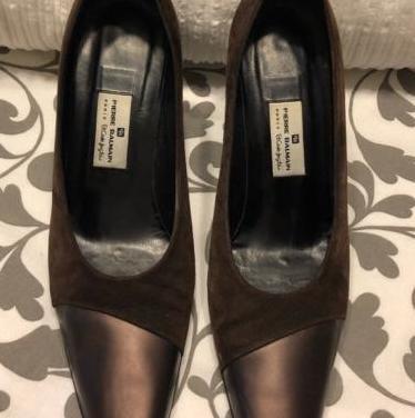 Zapatos ante pierre balmain nº38,5