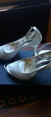 Zapatos novia numero 38