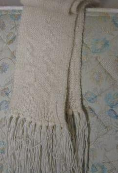 Bufanda lana 2 metros largo