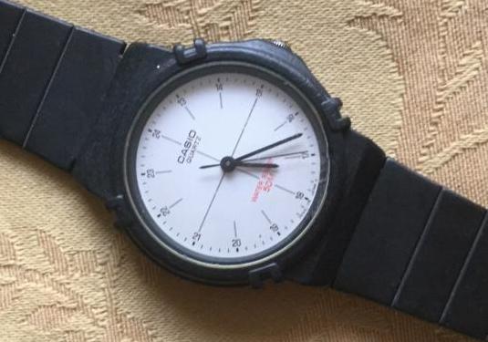 Reloj casio vintage 317 mq 30w japón
