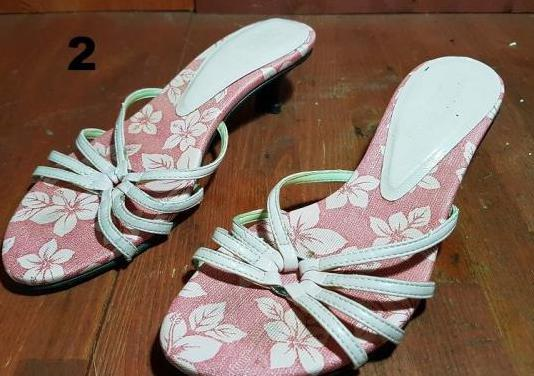 Zapatos 1 mujer nº 36 tacon zapatos mujer