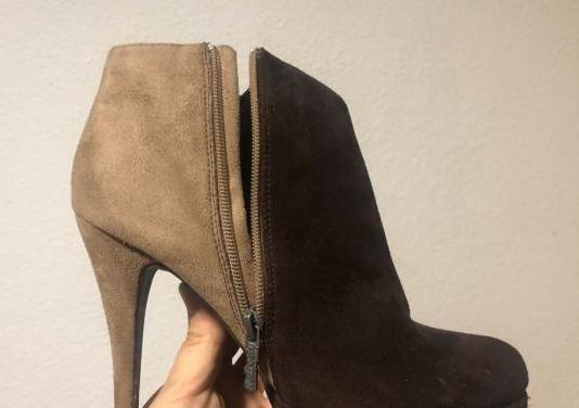 Zapatos de piel marca xti nuevos talla 41