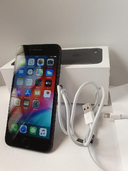 Apple iphone 7 libre negro mate
