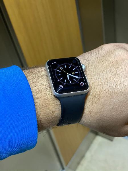 Apple watch series 3 nike + (gps) 42mm