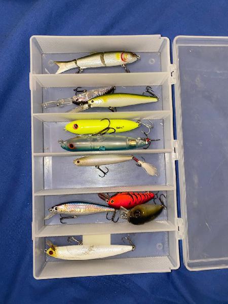 Artificiales de pesca pack