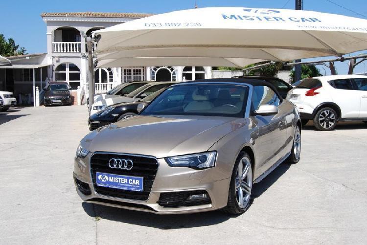 Audi a5 3.0tdi cabrio automatico