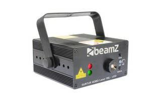 Beamz surtur laser rojo verde con gobo con led + m