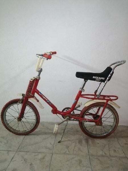 "Bh bicicross 16"" infantil"
