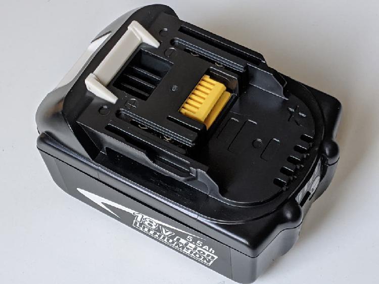 Bateria makita reemplazo 18v 5.5ah