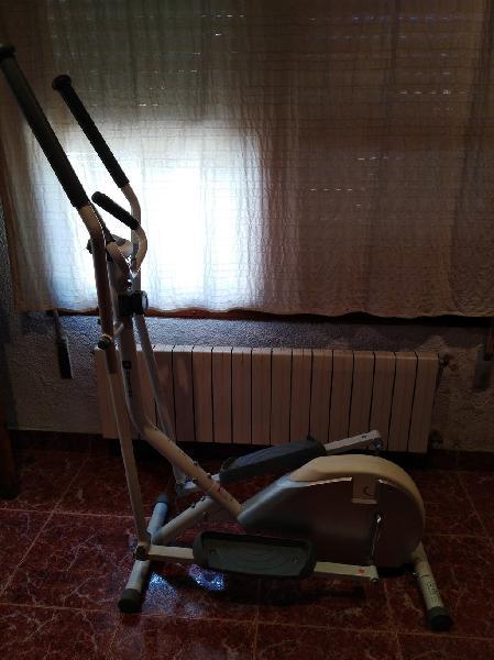 Bicicleta elíptica prácticamente nueva