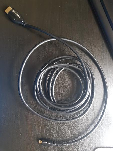 Cable micro hdmi - hdmi alta velocidad 4k