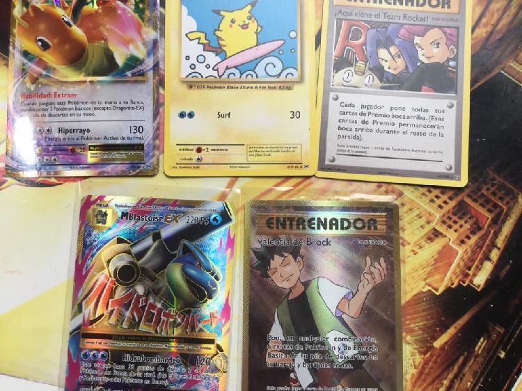 Cartas pokemon ultra raras de xy evoluciones