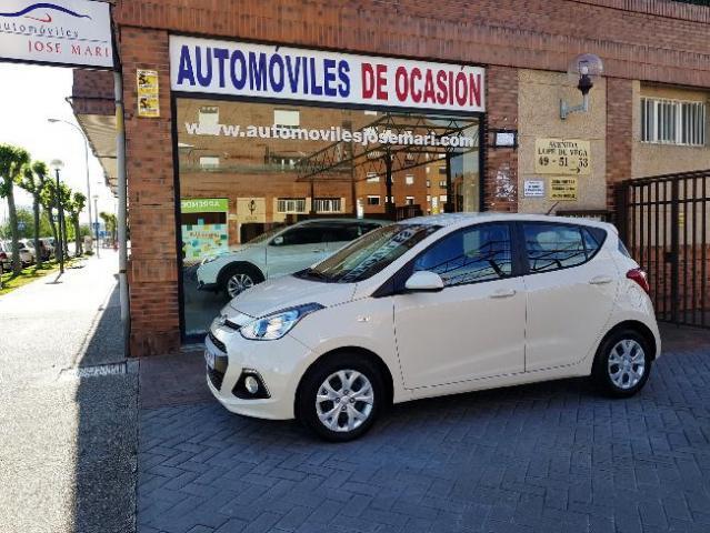 Hyundai i10 1.2cc automatico '14