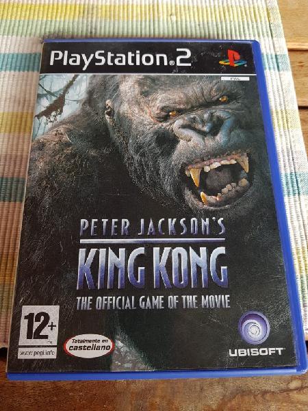 King kong ps2