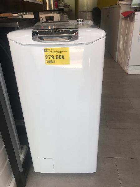 Lavadora de carga superior marca hoover nueva
