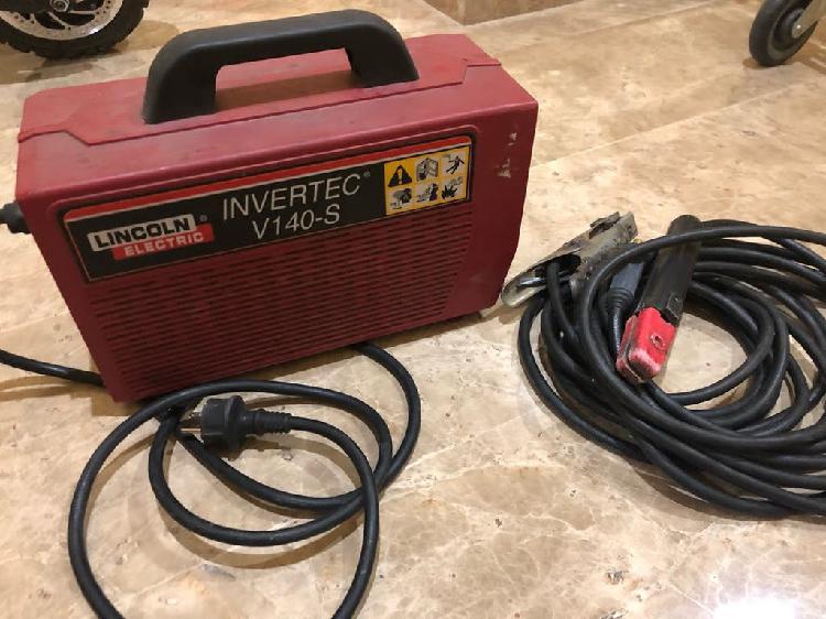 Lincoln electric invertec soldador electrodo, tig