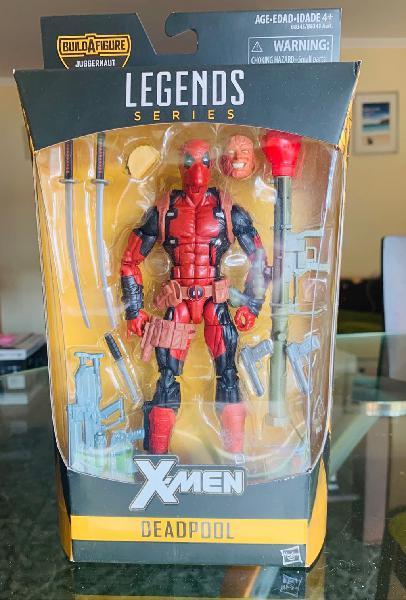 Marvel legends deadpool