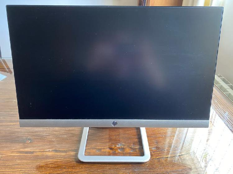 "Monitor hp 22es 21.5"" - led ips fullhd"