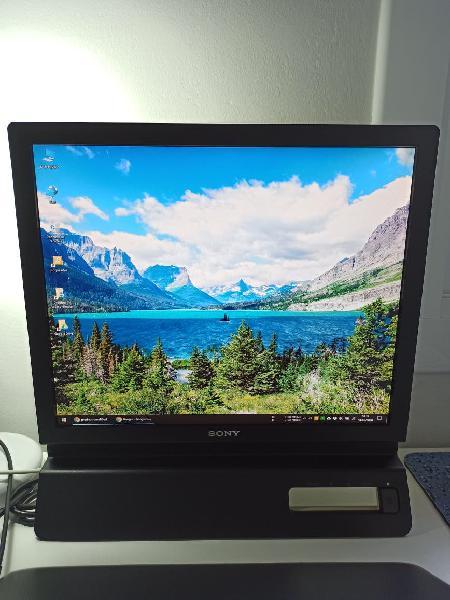 Monitor sony tft lcd