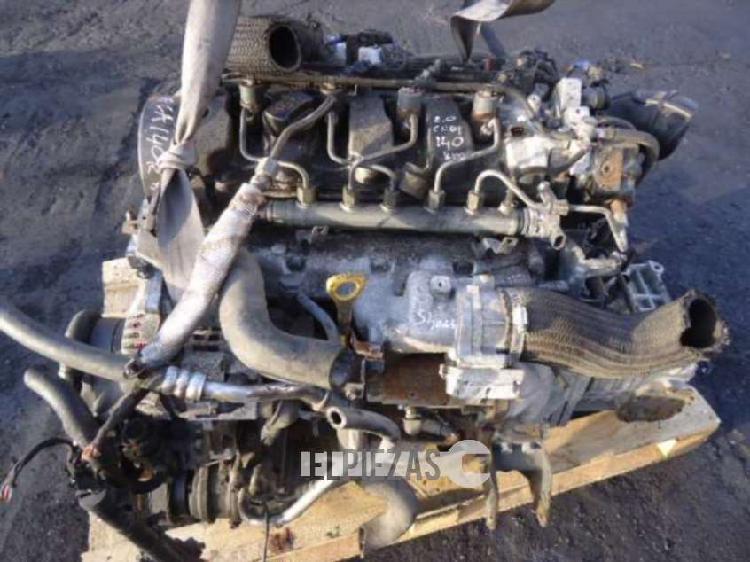 Motor hyundai 2.0 crdi 140 cv