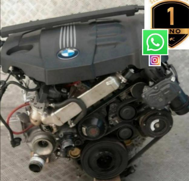 Motor bmw n47d20c n47d20a garantía revisado!!