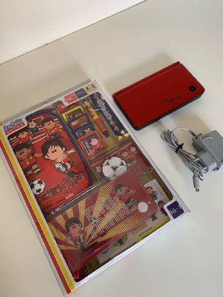 Nintendo dsi xl súper mario bros 25th anniversary