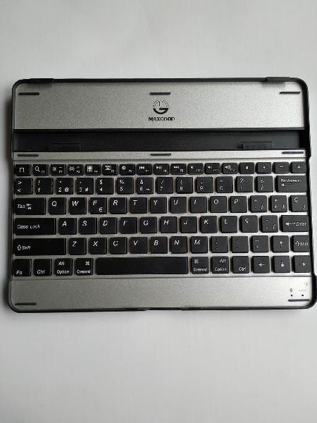 Nuevo teclado wireless para ipad 2 ipad 3 ipad 4