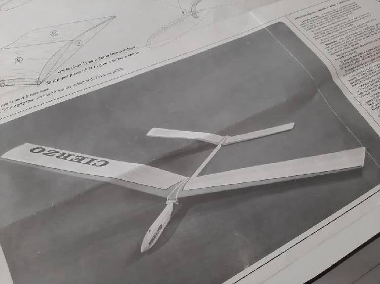 Plano aeromodelismo modelhob